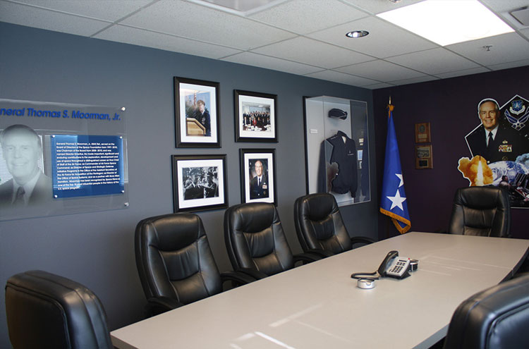 General Thomas S. Moorman Conference Room