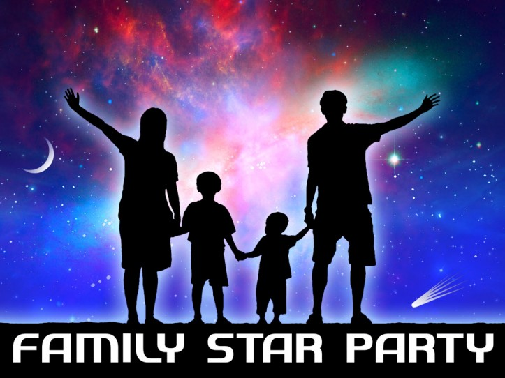 Family Star Party