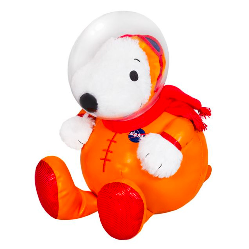 Snoopy In Space Plush Toy Imfuture14