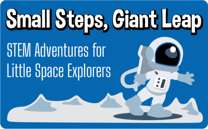 Small Steps, Giant Leap